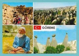 GOREME TURKEY KAPADOKYA HARABELERI - Turchia