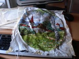 Gobelin Tapestry Church - Tapijten