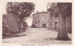 ECLASSAN - Entrée Du Village - Otros Municipios