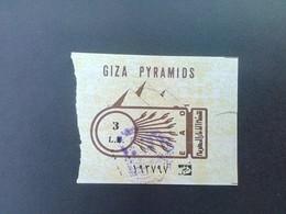 Egypt- Giza- Pyramids Ticket - Tickets - Entradas