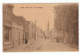 Doel - Kerkstraat - Rue De L'Eglise - Beveren-Waas