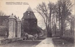 ARGENVILLIERS - Château D'Oursières - Entrée - Autres Communes