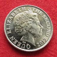 Jersey 10 Pence 2012 KM# 106 - Jersey