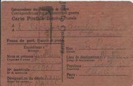 PRIGIONIERI POW CAMP DEPOT XXIII MIDELT MAROCCO 1944 MONTEMURRO - 1900-44 Vittorio Emanuele III