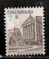 TCHEQUIE   N°    59   OBLITERE - Tschechische Republik