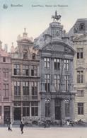 Bruxelles (Brüssel) * Grand Place, Maison Des Brasseurs, Stadtteil * Belgien * AK391 - Monuments, édifices