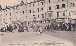 39 : Morez : Tramway De Nyon-St-Cergue à Morez - Morez