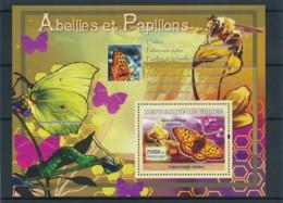 D - [402224]TB//**/Mnh-Guinée 2006 - Papillons Et Abeilles - Papillons