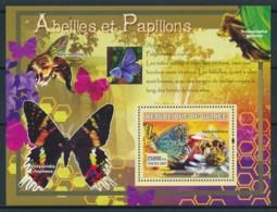 D - [402225]TB//**/Mnh-Guinée 2006 - Papillons Et Abeilles - Papillons