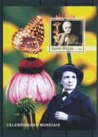 D - [402269]TB//**/Mnh-Guinée-Bissau 2003 - Célébrité Mondiale, Papillons - Papillons