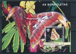 D - [402295]TB//**/Mnh-Guiné-Bissau 2003 - Les Papillons, Nature - Papillons