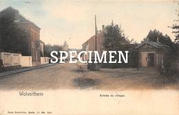 Entrée Du Village - Wolvertem - Meise
