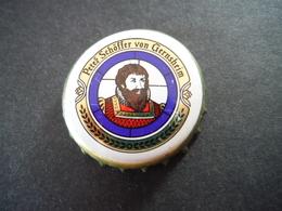 Capsule De Bière Schöfferhofer Peter Schoffer Von Gernsheim - Hessen DEUTSCHLAND - Beer