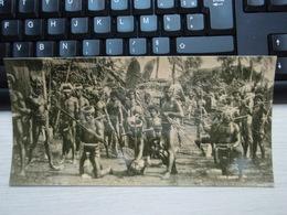 Carte Neuve Canaques - Kanaks En Tenue De Guerre - NOUVELLE-CALEDONIE - Nouvelle Calédonie