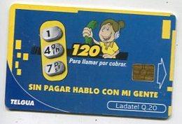 TK 08399 GUATEMALA - Chip - Guatemala