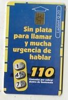 TK 08400 GUATEMALA - Chip - Guatemala