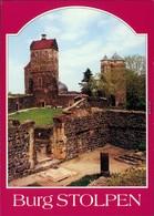 Ansichtskarte Stolpen Burg Stolpen 2000 - Stolpen