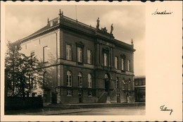 Foto Tilburg Stadthuis - Rathaus 1930 Privatfoto - Pays-Bas