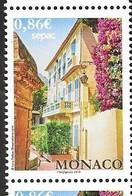 MONACO , 2019, MNH,SEPAC, HOUSES,1v - Other