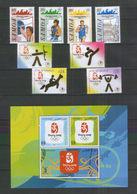 Olympia ** Lot ( Qatar , Samoa , Philippinen ) 2008 - Sommer 2008: Peking