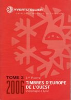 Catalogue Europe De L'Ouest 2006 Tome 3/1ère Partie Yvert Et Tellier Allemagne à Epire 1241 Pages Couleurs 10 € - Otros