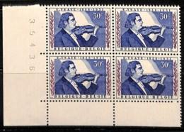 [813721]TB//**/Mnh-BELGIQUE 1958 - N° 1063, Eugène Ysaye, Compositeur Et Violoniste,Musique, Violon, BD4, Cdf - Music