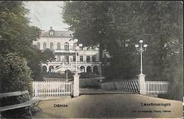 Odense - Laeseforeningen (colors, 1908) - Danemark