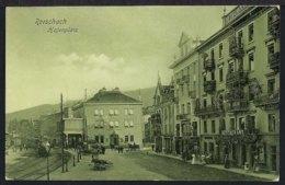 Rorschach - Hafenplatz - Belebt - 1907 - SG St. Gallen