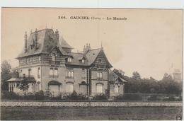Eure :  GAUCIEL  : Le  Manoir  1922 - Autres Communes