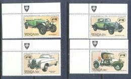 D182- Venda 1989. South Africa. World FIVA Southern Hemisphere Rally. - Cars