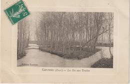 Eure :  Garennes :  Les  Iles   Aux  Truites  , Pêche - Autres Communes