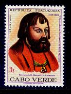 ! ! Cabo Verde - 1969 King Manuel - Af. 342 - MNH - Cap Vert