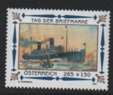 Österreich 2008  Tag Der Briefmarke MiNr.: 2669** Postfrisch; Austria Stamp Day MNH Scott: B381, Yt: 2496, Sg: 2873 - 1945-.... 2nd Republic