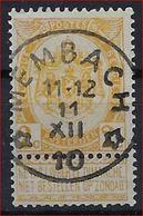 Nr. 54 Met ZELDZAME En SUPER DE LUXE Sterafstempeling MEMBACH En In Zéér Goede Staat ; Zie Ook Scan ! - 1893-1907 Armoiries