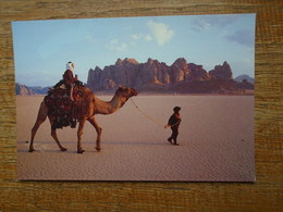 "Jordanie , Wadi Rum-disi """" Carte Animée """" - Jordanie"
