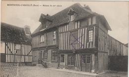 Eure :  MONTREUIL  L '  ARGILLE  :  Maison Du   15 Em - Altri Comuni