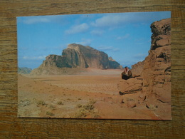 "Jordanie , Wadi Rum """" Carte Animée """" - Jordanie"