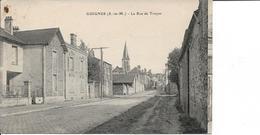 77 . Seine Et Marne .  Guignes : La Rue De Troyes . - Frankrijk