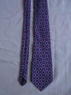 Vintage - Cravate Années 50 - Cravates