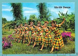 PHILIPPINES ITIK-ITIK DANCE 1988 - Filippine