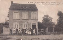 Othée Maison Gaspard Jacques Marchand De Porcs Arrêt Du Tram : Tongres - Fexhe - Awans