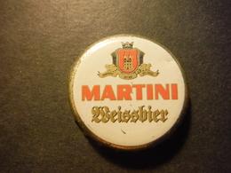 Capsule De Bière Martini Weissbier - Kassel Hessen DEUTSCHLAND - Birra