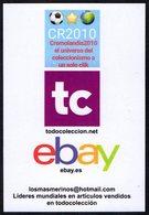 PHILATELIC SHOP - SPAGNA 2019 - CALENDARIO TASCABILE - CROMOLANDIA2010 - TODOCOLECCION / EBAY - Calendari