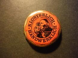 Capsule De Bière Avec Inscription Klösterlich Handwerklich - DEUTSCHLAND - Beer