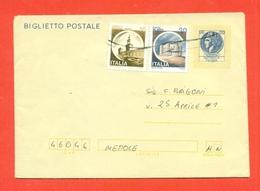 INTERI POSTALI-  - BIGLIETTI POSTALI - B49 - 6. 1946-.. Republik