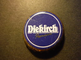 Capsule De Bière Diekirch Premium - LUXEMBURG - Birra