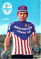 BORGHETTI Luigi ITA (Rho (Lombardia), 31-1-'43) 1973 Brooklyn - Ciclismo