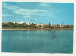 TRIPOLI - VEDUTA DAL MARE  - VIAGGIATA FG - Libia