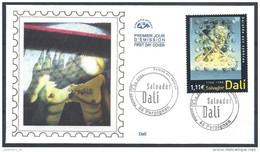 2004 FRANCE 3676 FDC CEF Dali - FDC
