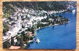 Helvetia Schweiz Swiss Suisse, Terrietet - Montreux, Vue Générale, Panorama, Unused - VD Vaud